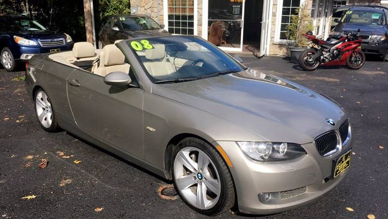Bmw Series I Dr Convertible In Belmont NH Bladecki Auto - 2008 bmw 3 series 335i convertible
