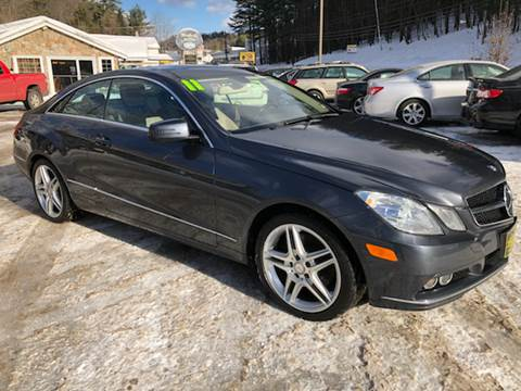 mercedes-benz e-class for sale in new hampshire - carsforsale®