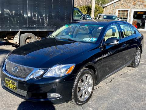 2010 Lexus GS 350 for sale at Bladecki Auto in Belmont NH