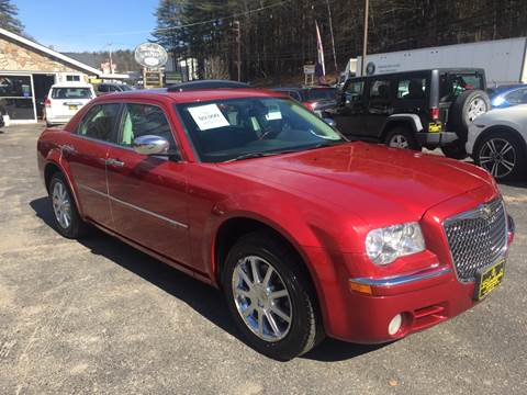 2010 Chrysler 300 for sale at Bladecki Auto in Belmont NH