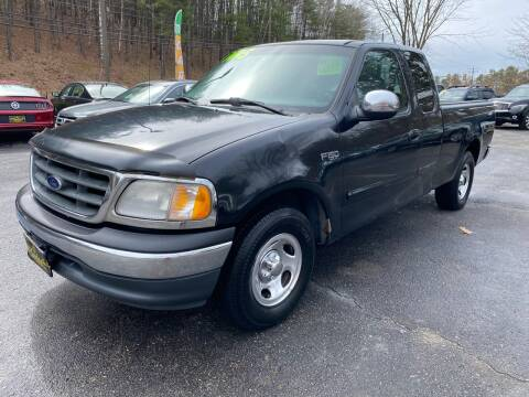 2000 Ford F-150 for sale at Bladecki Auto in Belmont NH