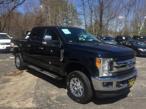 2017 Ford F-250 Super Duty for sale at Bladecki Auto in Belmont NH