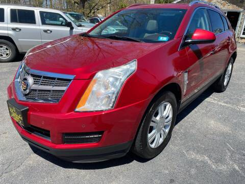 2012 Cadillac SRX for sale at Bladecki Auto in Belmont NH