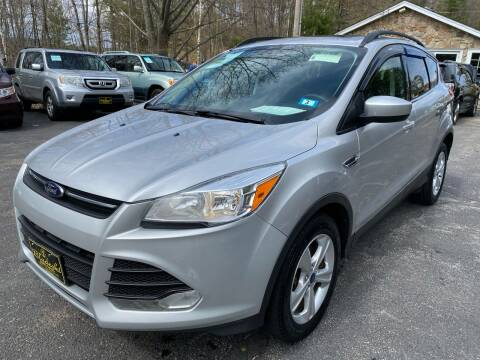 2014 Ford Escape for sale at Bladecki Auto in Belmont NH
