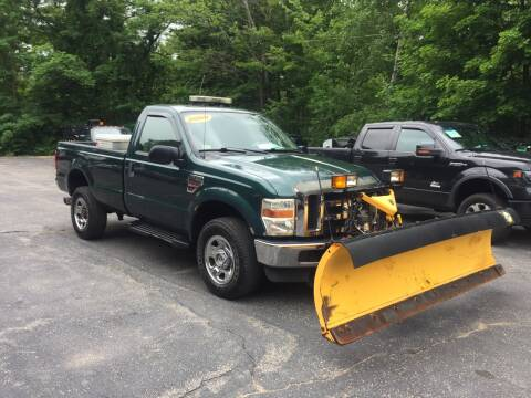 2008 Ford F-350 Super Duty for sale at Bladecki Auto in Belmont NH