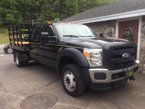 2011 Ford F-550 Super Duty for sale at Bladecki Auto in Belmont NH