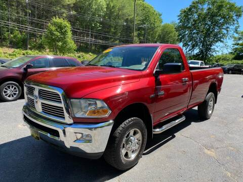 2010 Dodge Ram Pickup 2500 for sale at Bladecki Auto in Belmont NH