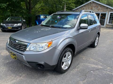 2010 Subaru Forester for sale at Bladecki Auto in Belmont NH