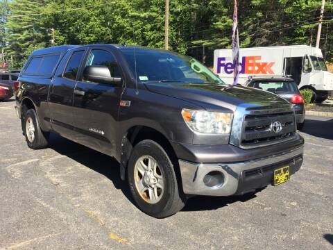 2011 Toyota Tundra for sale at Bladecki Auto in Belmont NH