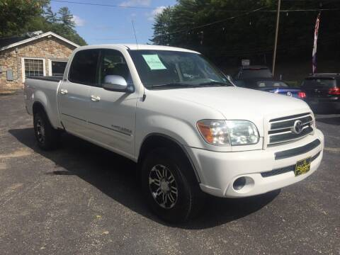 2006 Toyota Tundra for sale at Bladecki Auto in Belmont NH