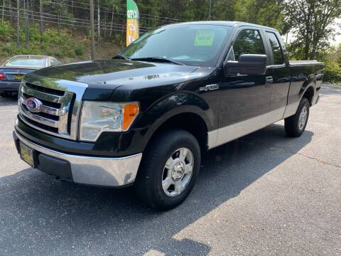 2010 Ford F-150 for sale at Bladecki Auto in Belmont NH