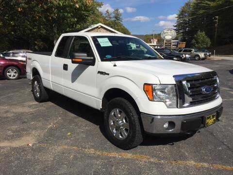 2011 Ford F-150 for sale at Bladecki Auto in Belmont NH