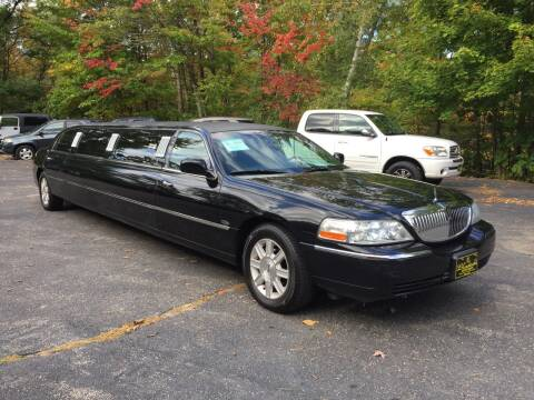 2008 Lincoln Town Car for sale at Bladecki Auto in Belmont NH