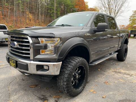 2015 Ford F-150 for sale at Bladecki Auto in Belmont NH