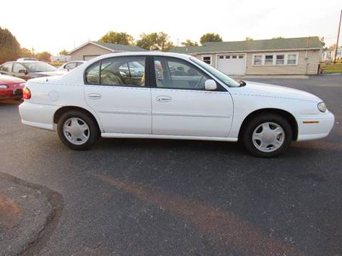 2000 Chevrolet Malibu for sale in Mattoon, IL
