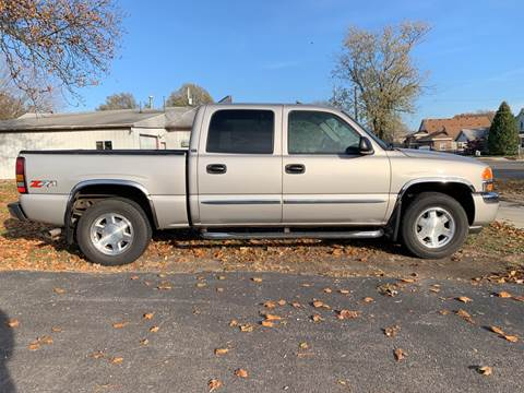 2006 GMC Sierra 1500 for sale in Mattoon, IL