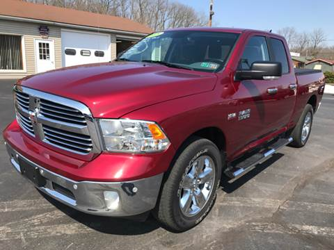 2015 RAM Ram Pickup 1500 for sale at Baker Auto Sales in Northumberland PA