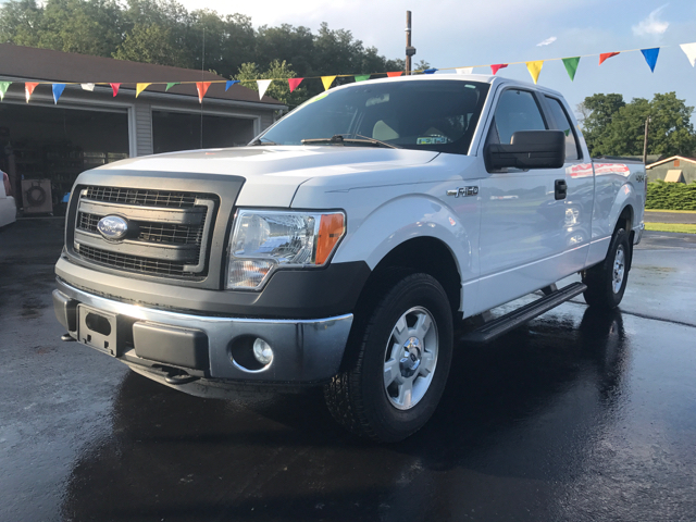 2014 Ford F-150 4x4 XL 4dr SuperCab Styleside 6.5 ft. SB - Northumberland PA