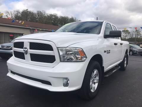 2016 RAM Ram Pickup 1500 for sale in Northumberland, PA