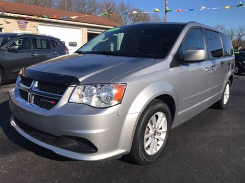 2016 Dodge Grand Caravan for sale at Baker Auto Sales in Northumberland PA
