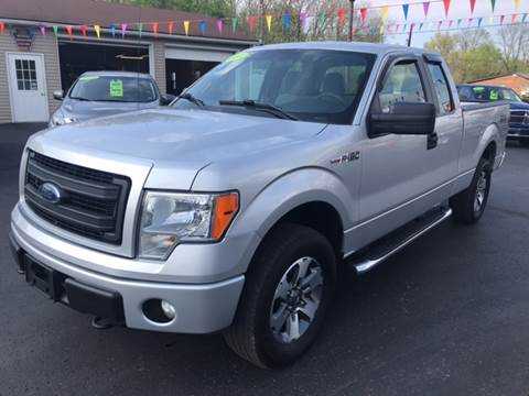 2014 Ford F-150 for sale at Baker Auto Sales in Northumberland PA