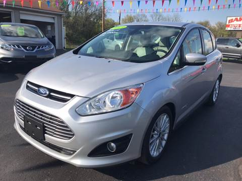 2013 Ford C-MAX Hybrid for sale at Baker Auto Sales in Northumberland PA