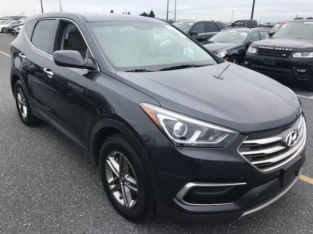 2017 Hyundai Santa Fe Sport for sale at Baker Auto Sales in Northumberland PA
