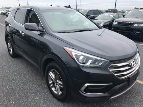 2017 Hyundai Santa Fe Sport for sale at Baker Auto Sales in Northumberland PA