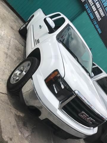 2011 GMC Sierra 1500 4x2 SLE 4dr Extended Cab 6.5 ft. SB - San Antonio TX