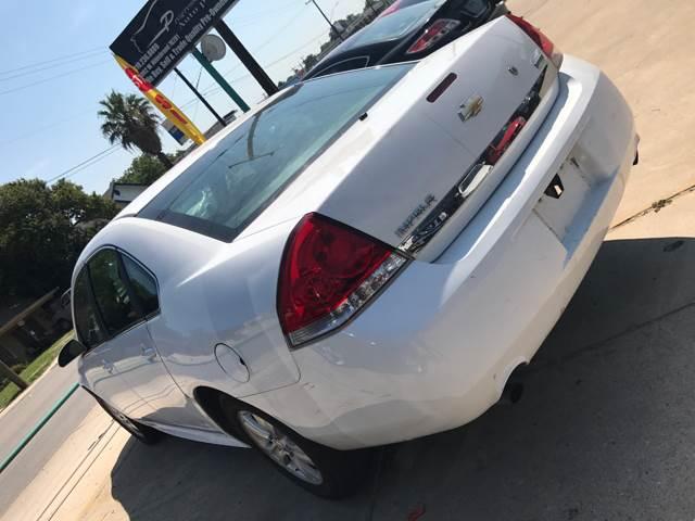 2010 Chevrolet Impala Police 4dr Sedan w/1LS - San Antonio TX