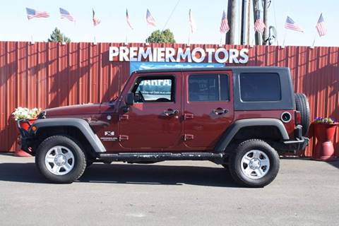2007 Jeep Wrangler Unlimited for sale in Milton-Freewater, OR