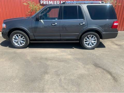 2015 Ford Expedition for sale at Premier Motors in Milton Freewater OR