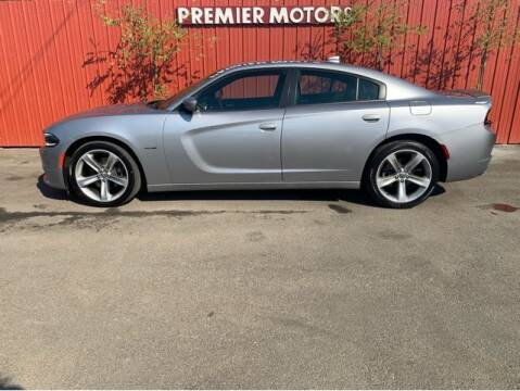 2016 Dodge Charger for sale at Premier Motors in Milton Freewater OR