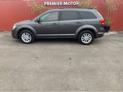 2015 Dodge Journey for sale at Premier Motors in Milton Freewater OR