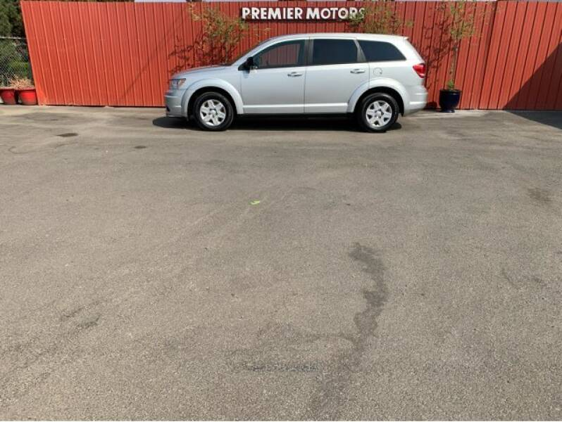 2012 Dodge Journey for sale at Premier Motors in Milton Freewater OR