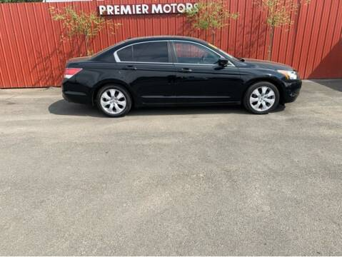 2009 Honda Accord for sale at Premier Motors in Milton Freewater OR