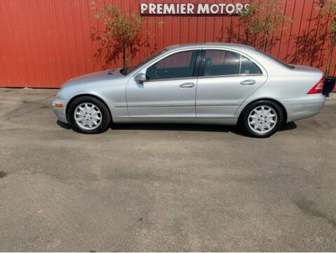 2004 Mercedes-Benz C-Class for sale at Premier Motors in Milton Freewater OR