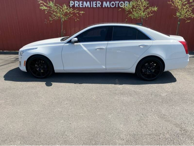 2015 Cadillac CTS for sale at Premier Motors in Milton Freewater OR