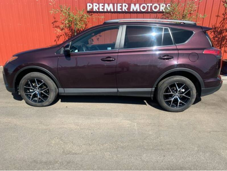 2016 Toyota RAV4 for sale at Premier Motors in Milton Freewater OR