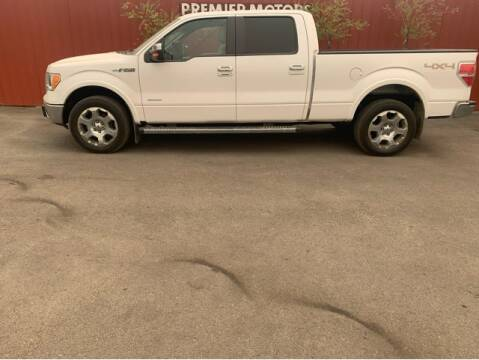 2012 Ford F-150 for sale at Premier Motors in Milton Freewater OR