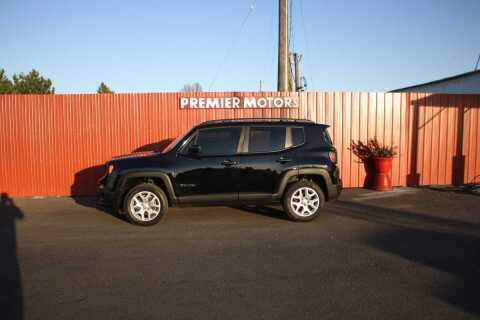 2015 Jeep Renegade for sale at Premier Motors in Milton Freewater OR