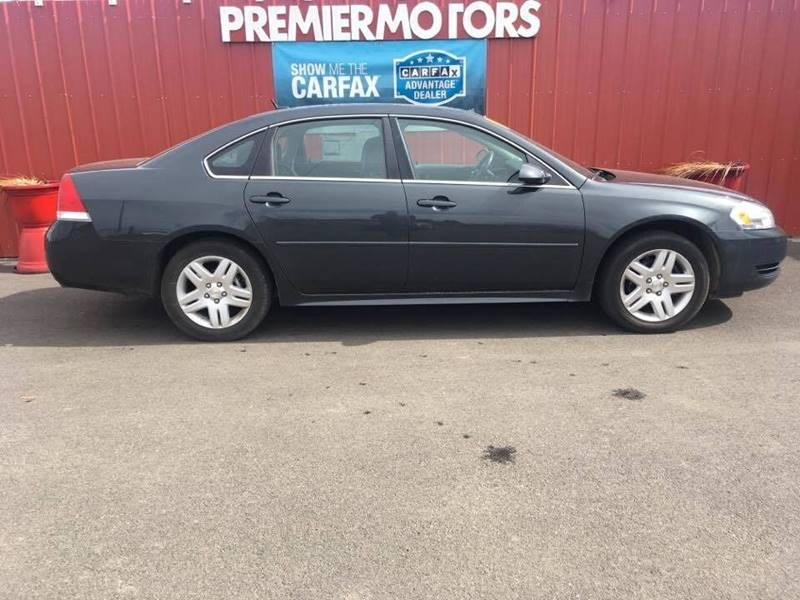 2014 Chevrolet Impala Limited LT Fleet 4dr Sedan - Milton-Freewater OR