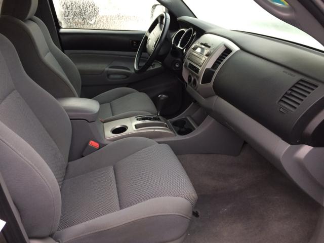 2010 Toyota Tacoma V6 4x4 4dr Double Cab 6.1 ft LB 5A - Milton-Freewater OR