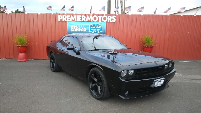2009 Dodge Challenger SE 2dr Coupe - Milton-Freewater OR