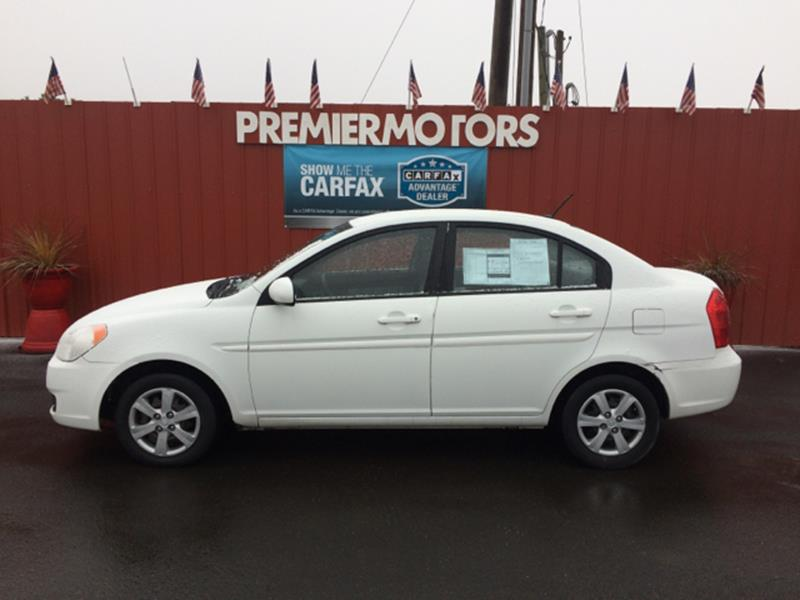 2010 Hyundai Accent GLS 4dr Sedan - Milton-Freewater OR