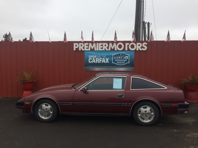 1984 Nissan 300ZX 2+2 2dr Hatchback - Milton-Freewater OR