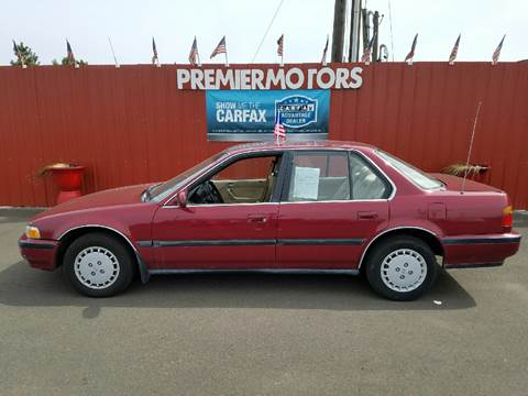 1991 Honda Accord for sale in Milton-Freewater, OR