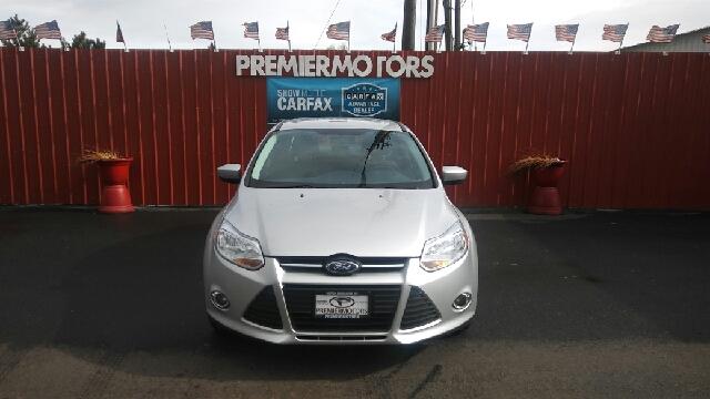 2012 Ford Focus SE 4dr Sedan - Milton-Freewater OR