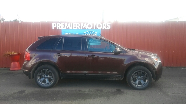 2012 Ford Edge AWD SEL 4dr SUV - Milton-Freewater OR