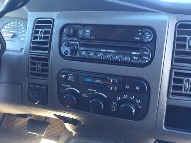 2003 Dodge Durango SLT 4WD 4dr SUV - Milton-Freewater OR